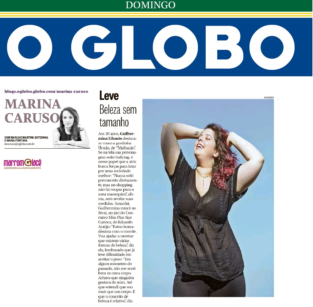 Guilhermina Libanio - O Globo